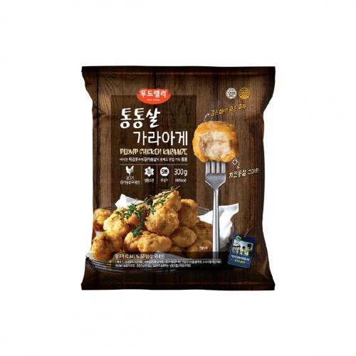 韓國Foodrella 韓式脆脆雞粒 [300g/包]
