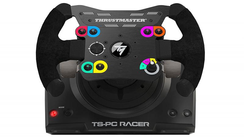 Thrustmaster TSPC-Racer 力回饋方向盤