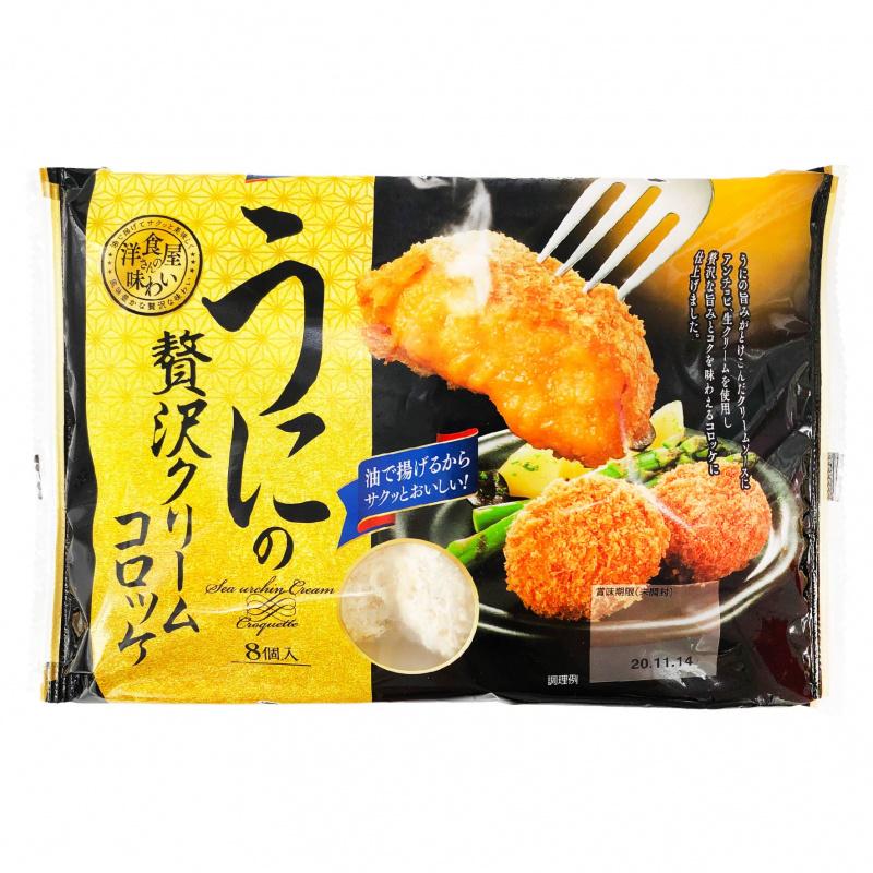 日本海膽忌廉薯餅 [8個入]