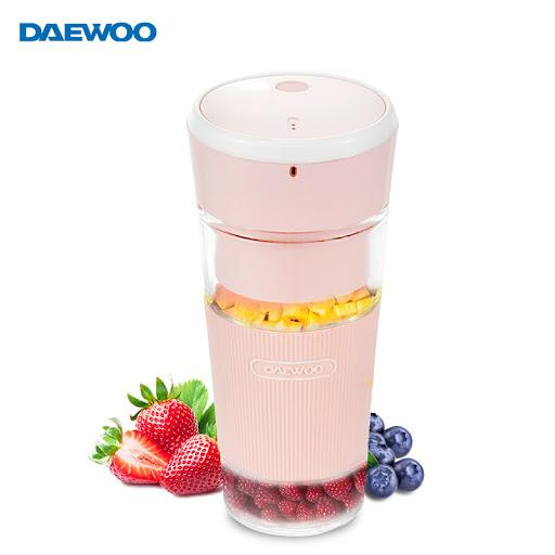 Daewoo 大宇 無線便攜式電動榨汁杯 ZB2