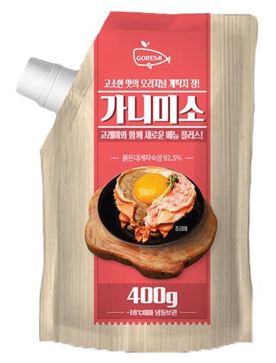 Seapost - 韓國即食蟹膏蟹味噌 400g