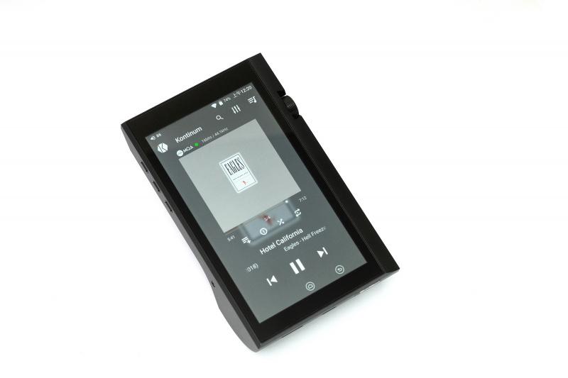 Kontinum K100 隨身音樂播放器