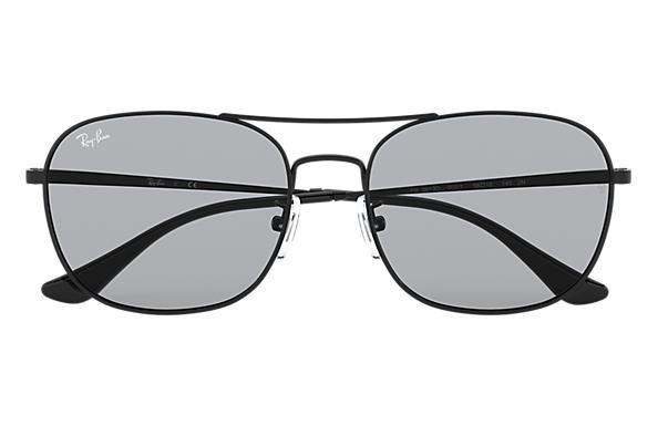 Ray-Ban RB3613D Dark Grey Classic 深灰經典鏡片太陽眼鏡 | 002/1 黑色鏡框
