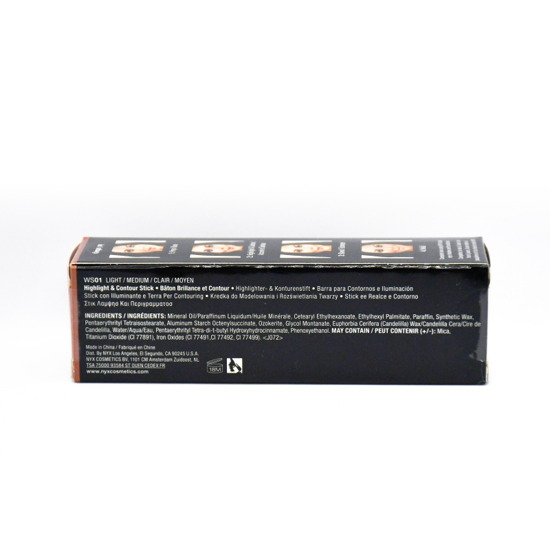 NYX-NYX Highlight 極緻立體雙頭修容筆 col. Medium WS01