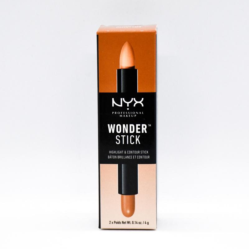 NYX-NYX Highlight 極緻立體雙頭修容筆 col.Medium WS02