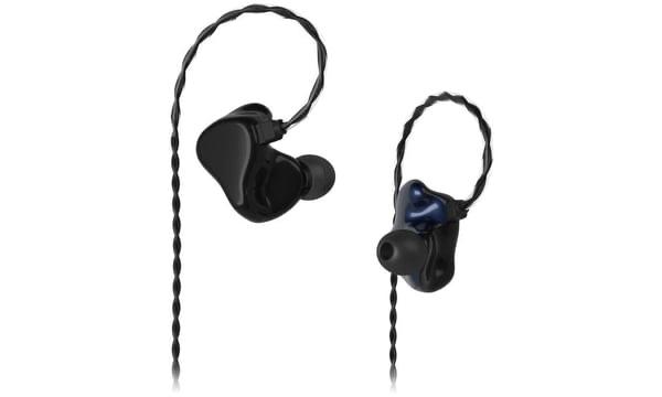 德國製造 InEar StageDiver SD3 / SD3S 專業入耳式耳機 blue metallic