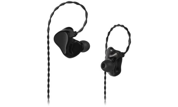 德國製造 InEar StageDiver SD5 / SD5S HIFI 級 5 單元入耳式耳機 anthracite silver