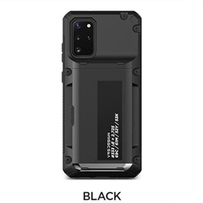 韓國 VRS Samsung Galaxy S20 /S20+/ S20 Ultra四張插卡保護殼
