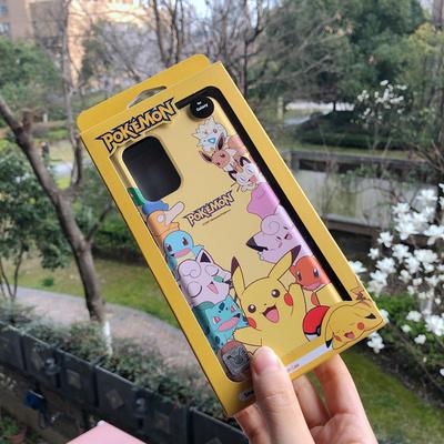 韓國 Samsung S20/S20+plus/S20 ultra皮卡丘手機保護殼