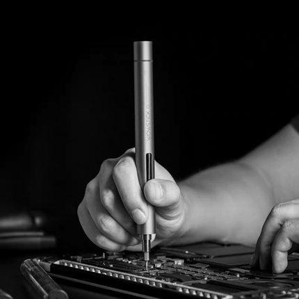 WOWSTICK 1F+精修迷你充電式小型便攜電動螺絲刀