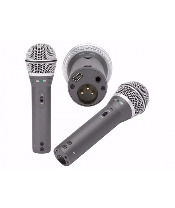 SAMSON Q2U 全能型動圈MIC USB/XLR接口 Microphone (9月2日到貨)