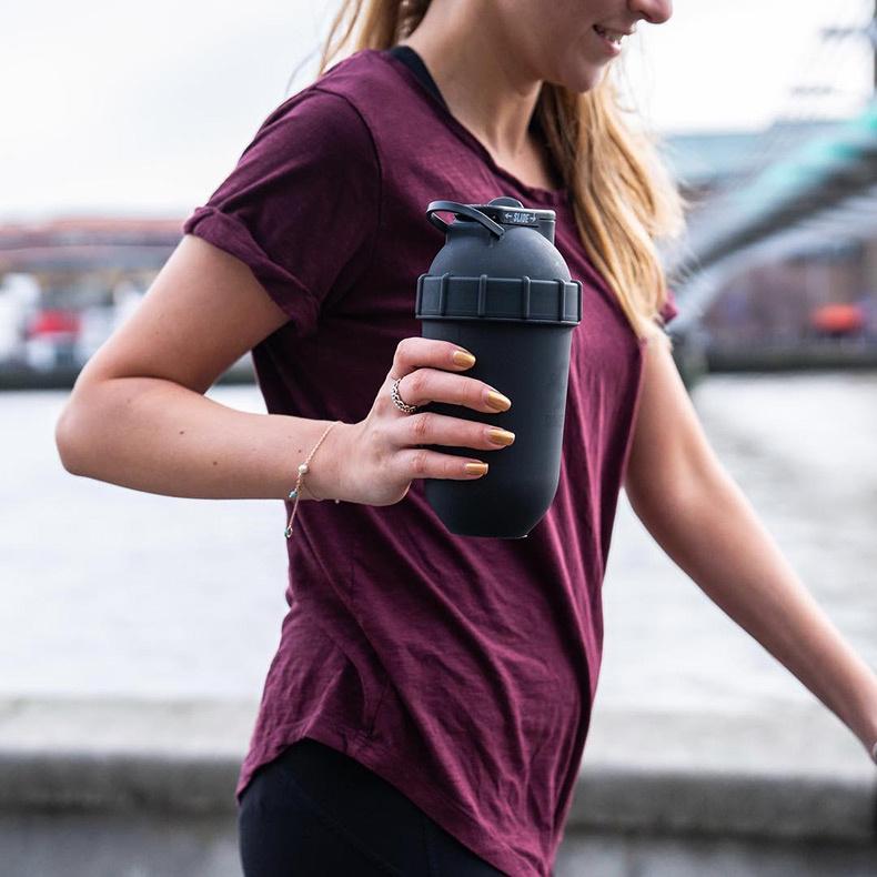 英國 ShakeSphere 運動健身專用蛋白粉搖杯