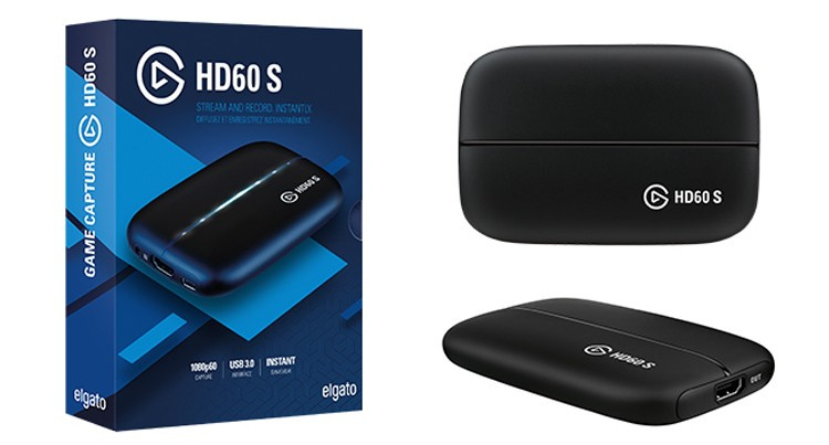 [行貨免運] Elgato Game Capture HD60 S