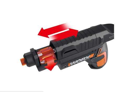 WORX WX254.4 4V鋰電電動螺絲刀