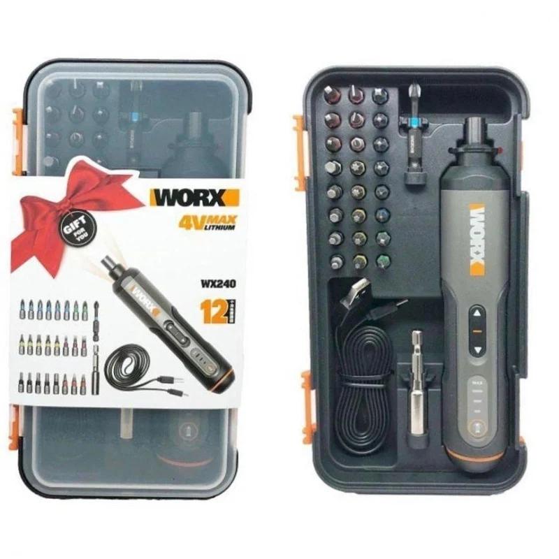 WORX - WX240 4V小型充電式起子電批