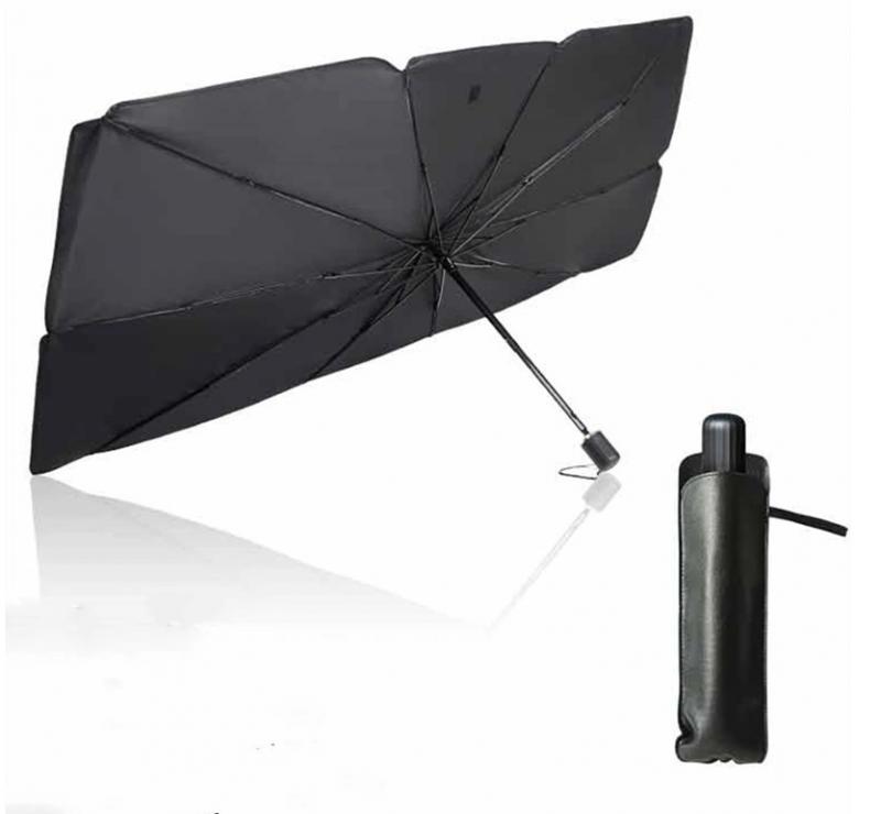 雨傘型汽車太陽檔 [兩尺寸]