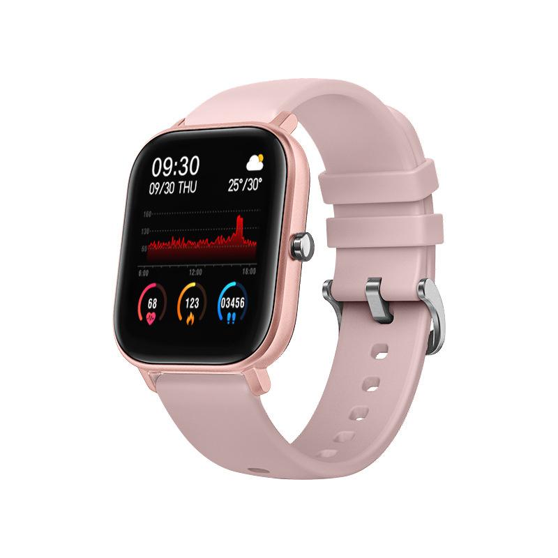 PulseFit Soul 健康運動智能手錶 3色(可測量血壓心率)P8a