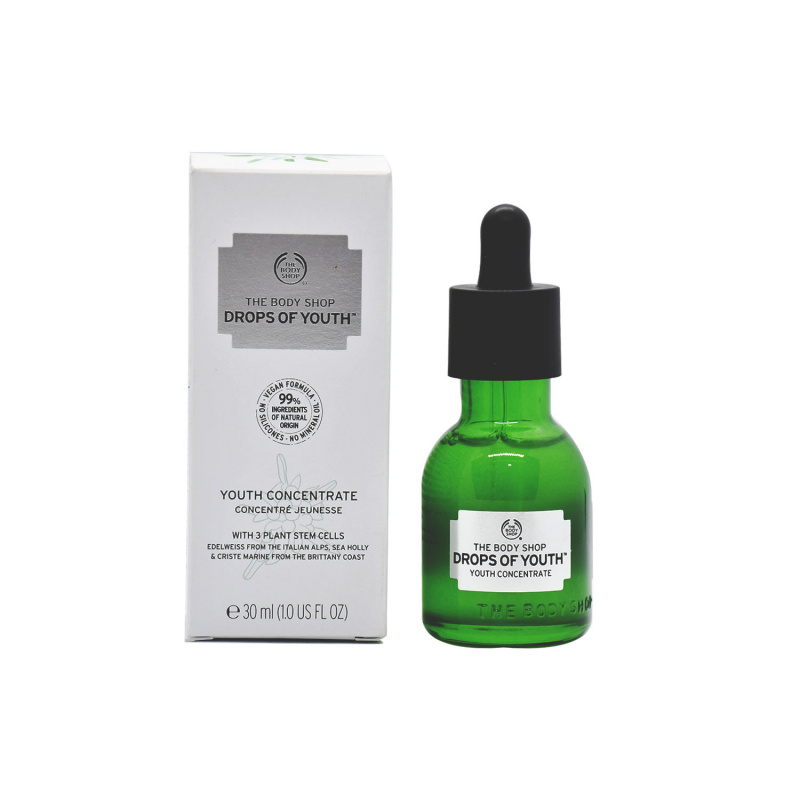 The Body Shop 升級版植物幹細胞活肌精華 (30ml)