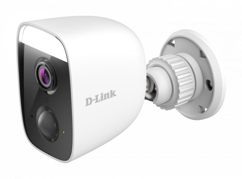 D-Link Full HD 戶外自動照明網路攝影機 DCS-8630LH
