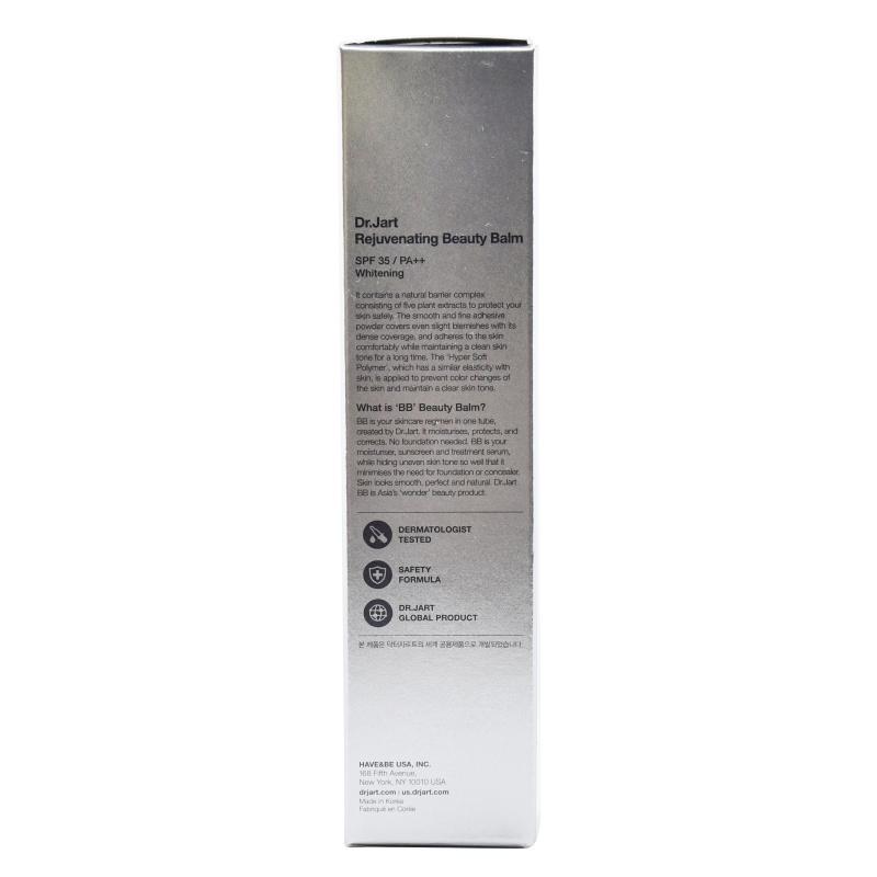 Dr.Jart+ 蒂佳婷自然美顏銀管BB霜 SPF35/PA++ 40ml