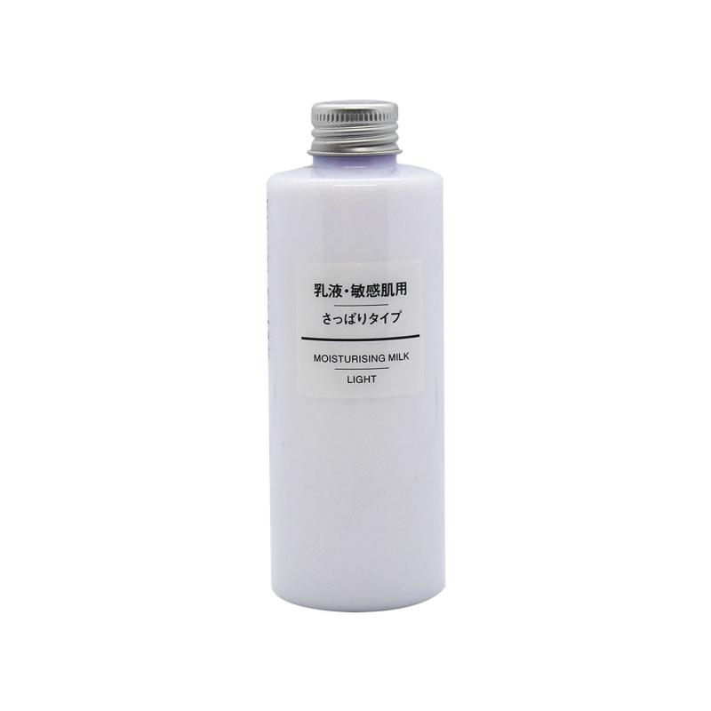 MUJI 無印良品 敏感肌滋潤乳液 - 清爽(200ml)
