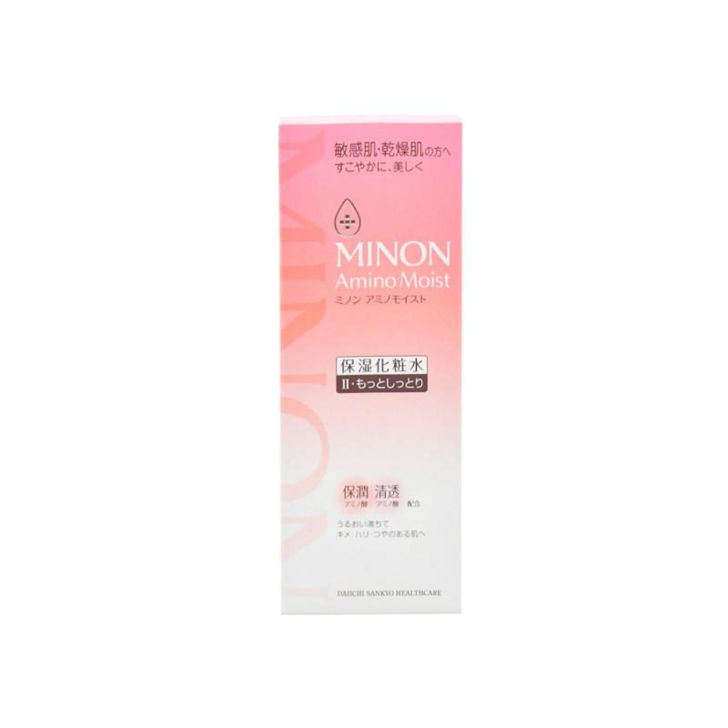 日本 Minon 氨基酸滋潤保濕系列 氨基酸保濕化妝水II (滋潤型)(150ml)