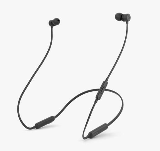 Beats X 藍芽入耳式耳機 黑色
