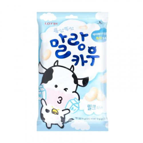 樂天原味牛奶糖 79g
