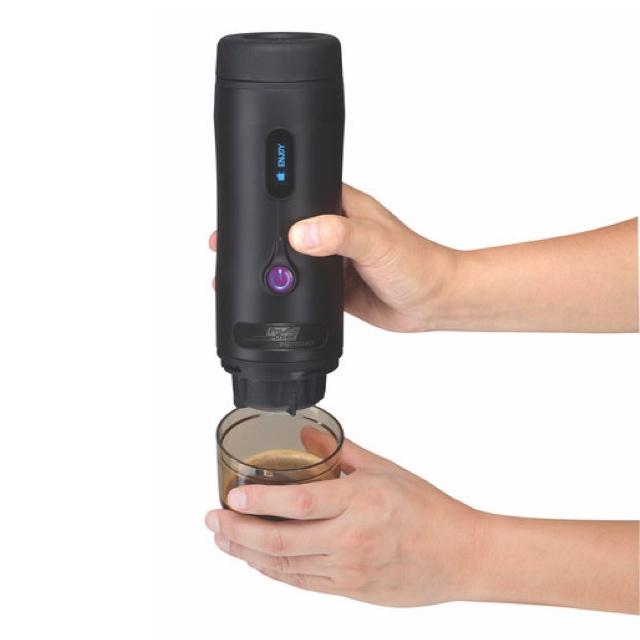 NOWPRESSO ProUser Espresso USB充電便攜意式咖啡機 (全港免運)