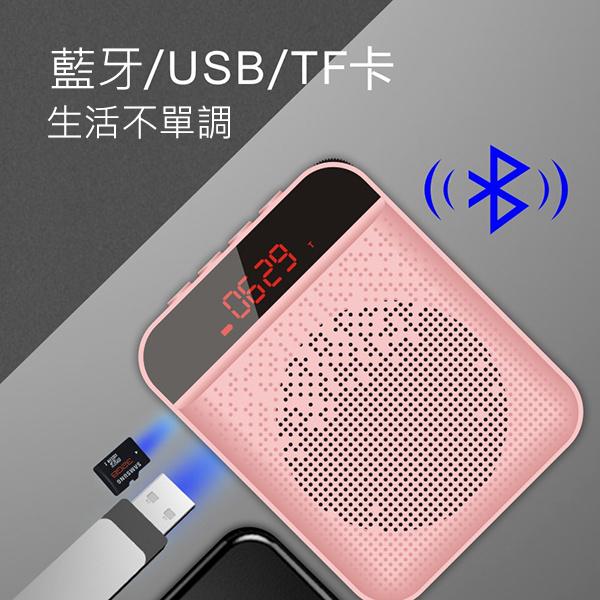 日本TSK - K3迷你腰掛擴音器大功率麥克風話筒---教學戶外導遊專用麥