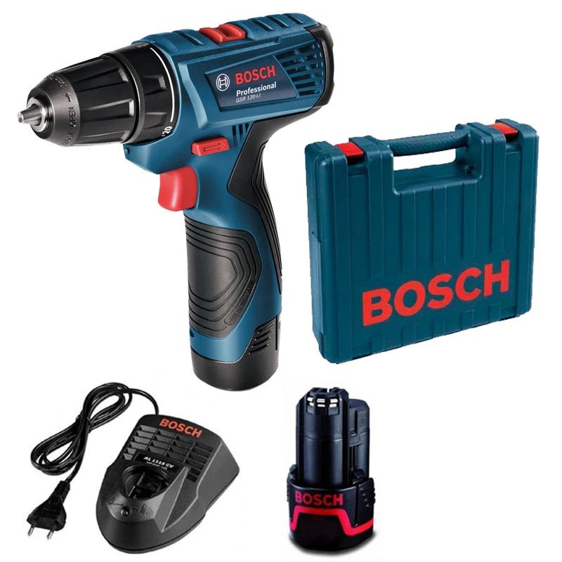 BOSCH GSR120-LI 充電式電鑽/螺絲批