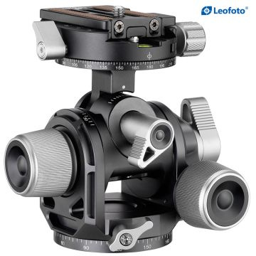 Leofoto Geared Head 齒輪雲台 G4