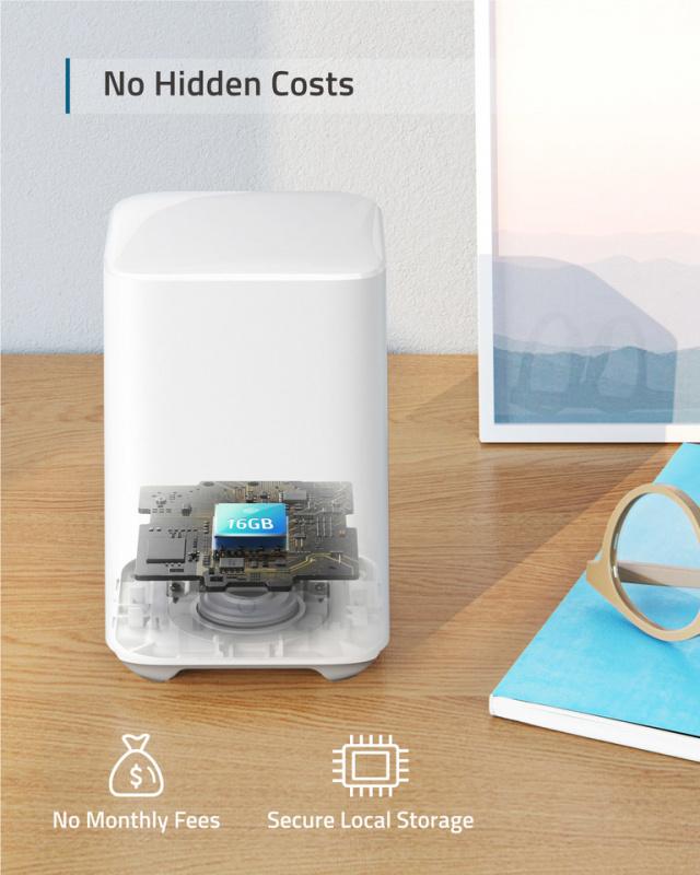 Eufy (by Anker) EufyCam 2C+1 2-Cam 智能保安攝錄機