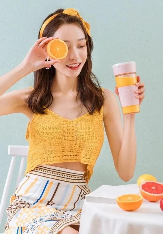 韓國 DAEWOO 便攜式榨汁機 ZB2