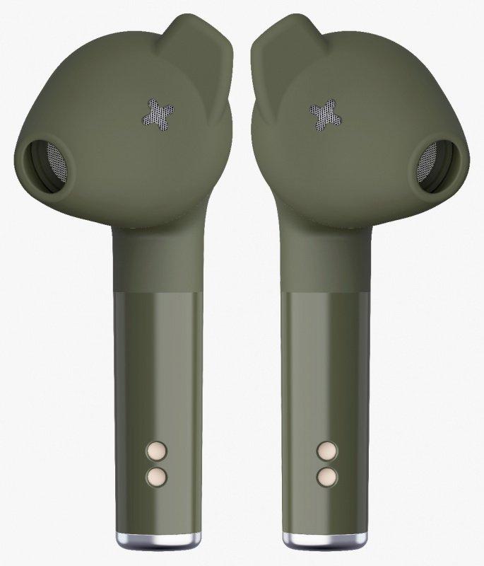 Defunc - 瑞典 True Plus 雙咪藍牙5.0平耳式真無線耳機