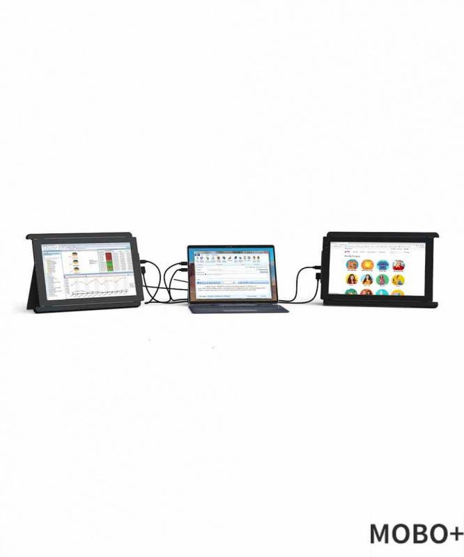 美國Mobile Pixels TRIO 便攜式顯示器 (TRIO12.5寸[1個/2個] /TRIO MAX 14寸[1個/2個])