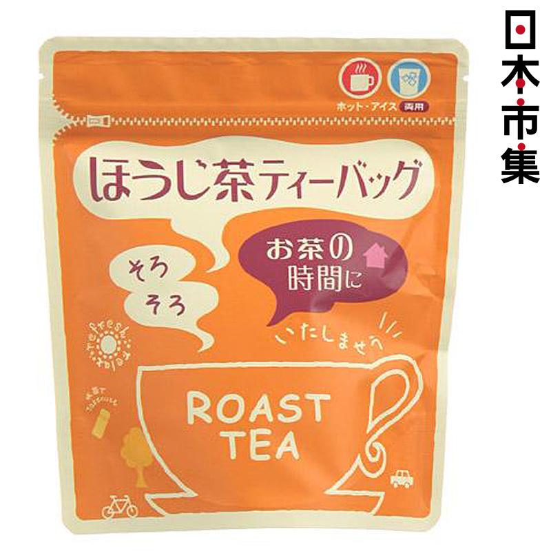 日本 桑名園本店 茶的時間 焙茶 水出冷泡茶 (8包) 40g【市集世界 - 日本市集】