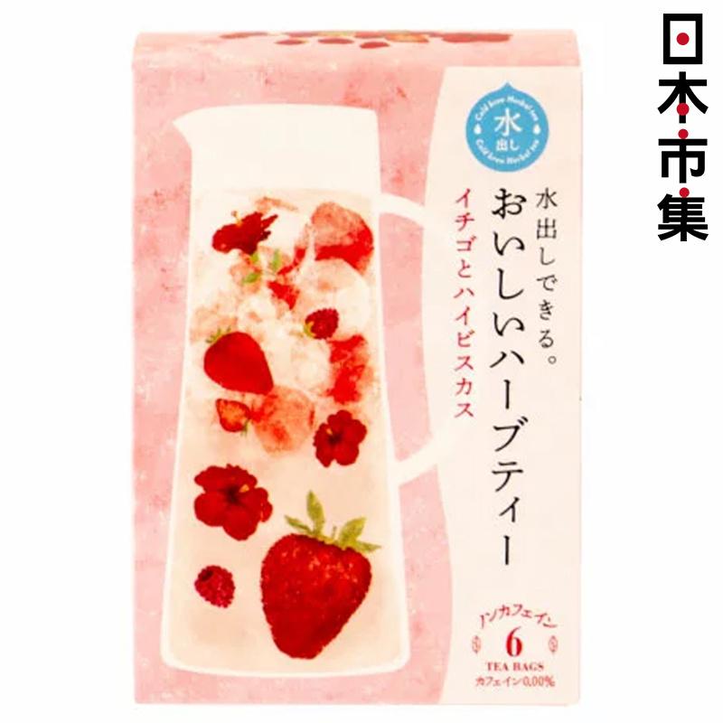 日本【生活の木】水出士多啤梨 木槿零咖啡因冰茶 (6包)【市集世界 - 日本市集】