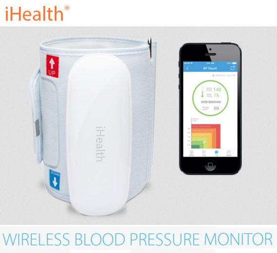 iHealth - BP5 藍牙智能血壓計