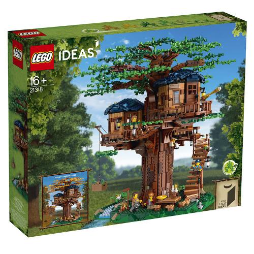 LEGO®Ideas 21318 Tree House 樹屋