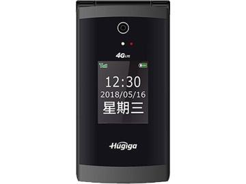 Hugiga T33長者摺疊平安手機 (LTE) 4G