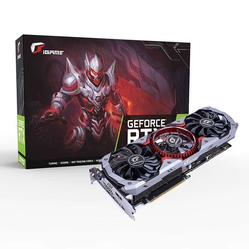 Colorful iGame GeForce RTX 2080 SUPER Advanced OC-V
