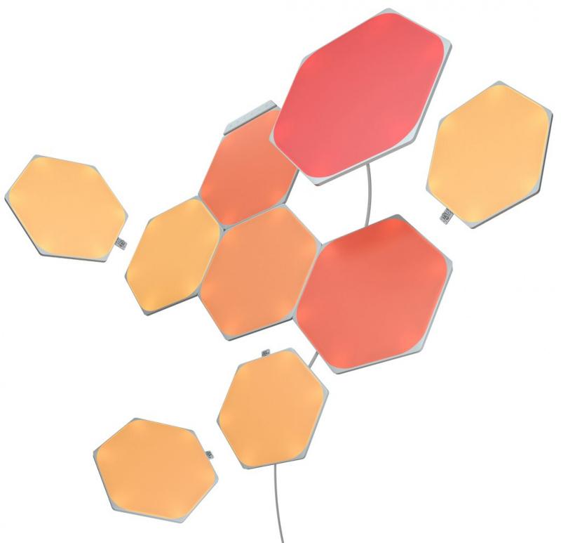 Nanoleaf Shapes Hexagon Smarter Kit 智能照明套裝 3件六角型 香港行貨