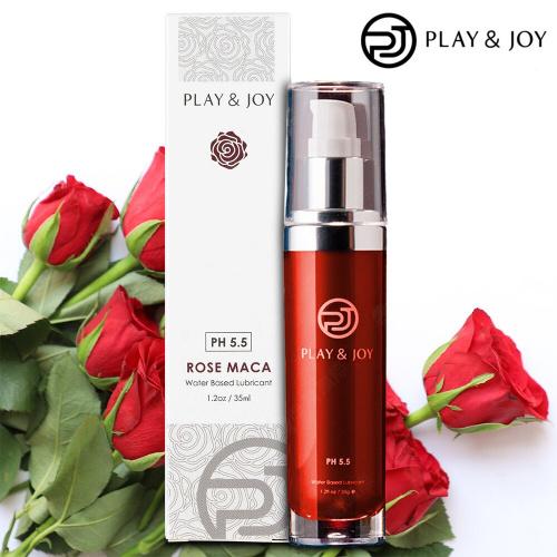 PLAY & JOY 古龍玫瑰精華緊緻潤滑液