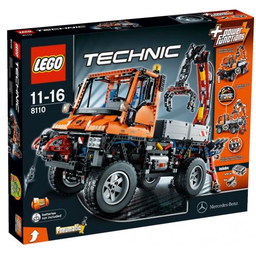 LEGO® Technic Unimog U400 科技系列賓士車 (8110)