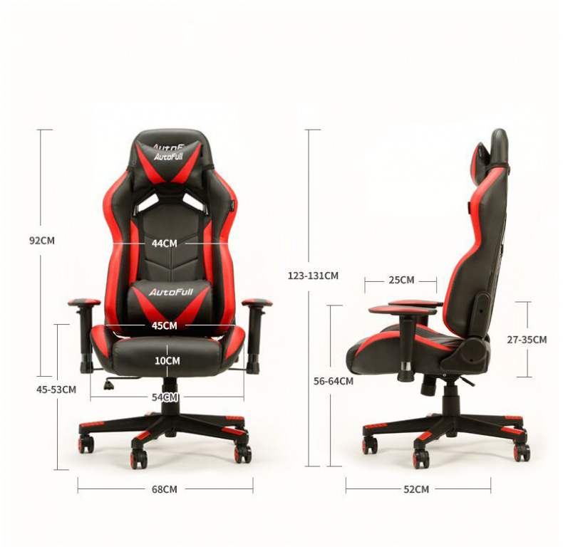 Autofull 賽車椅電競椅 AF800
