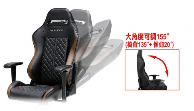DXRacer Drift DF73 賽車電競椅