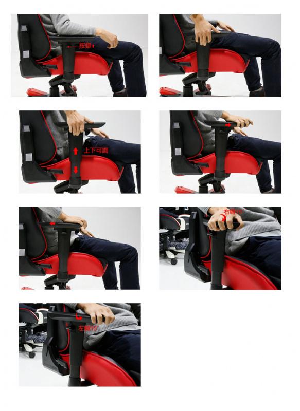 DXRACER-King Series 賽車電競椅