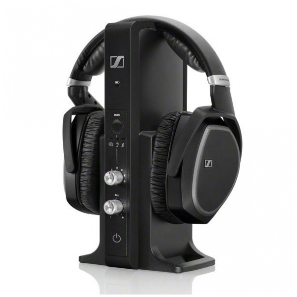 Sennheiser RS 195 無線頭戴式耳機系統
