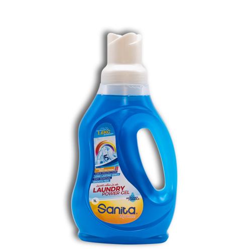[歐盟認證] Sanita 嬰兒織物洗衣液 (原版), 1000ML 衣物除污潔淨
